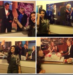 Camila Cabello from Fifth Harmony at the Ellen Show