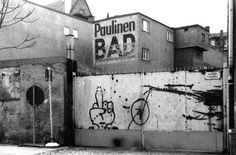 Das Paulinenbad, einst eine von 23 Stuttgarter Warmbadeanstalten, steht jahrelang leer. Heute entsteht zwischen Gerber- und Marienstraße ein neues Wohn- und Geschäftsviertel. Foto: Leserfotograf rena