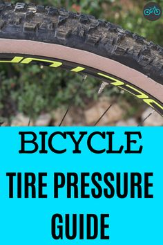 The tire pressure has a huge impact on speed and comfort. This article is a guide about the correct tire pressure for mountain biking and bikepacking. Pvc Bike Racks, Bicycle Quotes, Off Road Adventure, Cycling Accessories, Bicycle Tires, Bicycle Women, Bicycle Maintenance, Cycling Workout, Training Plan