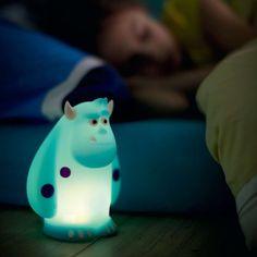 Tragbarer Disney Lichtfreund Sulley als SoftPal, inkl....