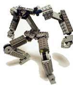 Basic Lego skeleton. Good mold to build on.