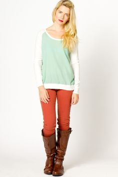 loooove this outfit!