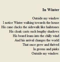 Always Write: An Original Writer's Notebook Lesson from Corbett. Poetry based off nonfiction Writing Classes, Writing Lessons, Writing Ideas, Winter Walk, Winter House, Long Winter, Winter Scenery, Winter Theme, Poetry Lessons