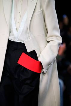 Devil is in the details, spatially in fashion givenchy   detail   fall 2014