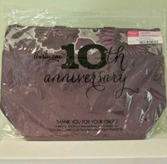 Thirty-One Thermal Tote Plum Awesome Blossom for SALE at a GREAT price!