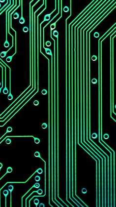 Electronic Circuit Green Black iPhone 6 Plus HD Wallpaper - http://freebestpicture.com/electronic-circuit-green-black-iphone-6-plus-hd-wallpaper/