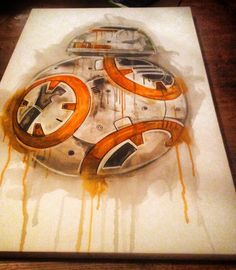 BB-8 work in progress