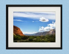 Wild West Photography, Red Rock Canyon, Nevada, Wall Art, Room Decor, Dorm Decor, Cowboy Art, Large Art Print, Fine Art, Children's Decor, by TheWildWestArtStore on Etsy