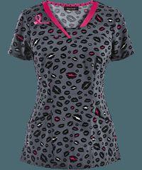 dad636d97c1 Fashion Print Scrub Tops for Women at Uniform Advantage