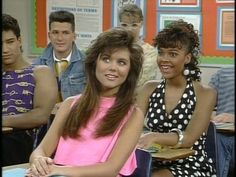 Saved by the Bell S2E02// http://www.thiessenpictures.com/