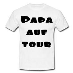 Papa auf Tour