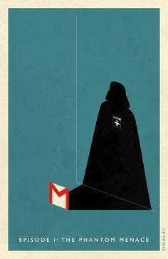 The Phantom Menace.