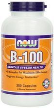 Now Foods Vitamin B-100 High Potency B Complex 250 Capsules #0438, B100 provide a full complement of B-Vitamins plus Choline and Inositol. Together, these vitamins work to support energy production, m #vitaminB #instafollow #vitaminD #followback