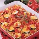 Microwave Tuna Casserole