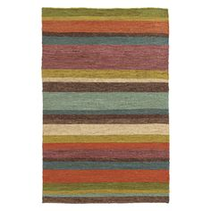 Tommy Bahama Valencia 57707 Indoor Area Rug - Bold stripes and 100% jute construction give the Tommy Bahama Valencia 57707 Indoor Area Rug its casual style. This area rug is handmade of jute and...