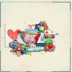 Kit: The Doctor is In by Kristin Aagard Designs http://the-lilypad.com/store/digital-scrapbooking-kit-the-doctor-is-in.html