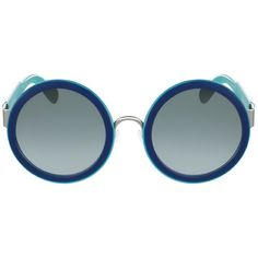 Marc Jacobs sunglasses MJ 587/S 533PT Plastic Blue Turquoise Black... ($243) ❤ liked on Polyvore featuring accessories, eyewear, sunglasses, black gradient sunglasses, marc jacobs, black eyewear, turquoise sunglasses and marc jacobs glasses