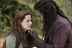 I'll make it quick... Laurent finds Bella in the meadow - The Twilight Saga: New Moon
