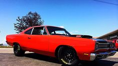1969 Plymouth Road Runner - 8