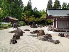 Картинки по запросу японский сад расположение камней
