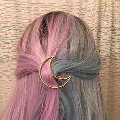 Gold Tone Crescent Moon Barrette Hair Clip Multiple in stock & also available in silver Save even more on multiple accessories by making a custom bundle with me! A finishing touch to complete your grunge pastel goth look. Similar to pieces found at nasty gal, unif, dolls kill, urban outfitters, free people or brandy melville for less than almost half the price! Ships nwot. UNIF Accessories Hair Accessories