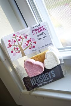 these are such a cute idea for valentines day. I will definitely be making these for Colton's class next year :)
