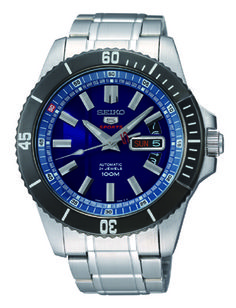 For 50 years, Seiko 5 has set the quality standard in affordable automatic watches. Affordable Automatic Watches, Affordable Watches, Seiko 5 Sports Automatic, Seiko Watches, 50th Anniversary, Casio Watch, Stainless Steel Case, Cool Watches