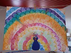 Cool Art Projects 37 New Ideas Art Drawings Beautiful, Art Drawings For Kids, Drawing For Kids, Easy Drawings, Art For Kids, Ecole Art, Cool Art Projects, Learn Art, Spring Art