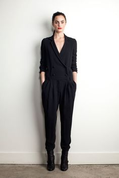 //\\ Boy. by Band of Outsiders Pre-Fall 2013. Chic, clean, and a little bit tomboy but sophisticated.