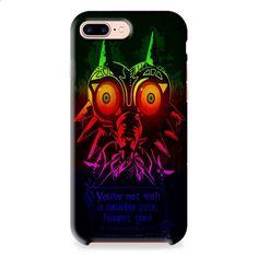 Legend Of Zelda Quote iPhone 7 3D Case Dewantary