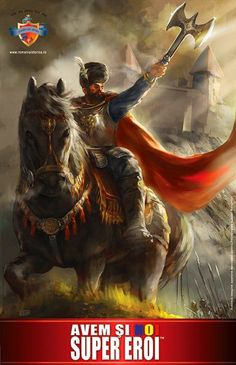 Prince Michael the Brave, who united in 1600 Valachia, Moldavia and Transylvania into one single country History Of Romania, Vlad The Impaler, Baby Tattoos, The Beautiful Country, Moldova, Knights Templar, Ivory Coast, 14th Century, Present Day