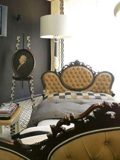 Tony Baratta's NYC apartment