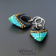 Hey, I found this really awesome Etsy listing at https://www.etsy.com/listing/463155213/victory-pod-earrings-in-turqoise-and