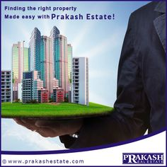 Get right property at the right price, Prakash Estate has been providing astounding returns to investors who are planning to invest in Ahmedabad.  http://www.prakashestate.com  #PreaksEstate #PropertyConsultant #RealEstateConsultant