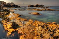 Rocks Sicily near Piscina di Venere Milazzo by Gianpaolo  on 500px