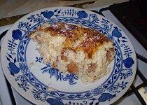 Rýžový nákyp s jablky