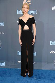Nicole Kidman - Best Dressed at the 2016 Critics' Choice Awards - Photos