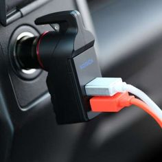 The Ztylus Stinger Car Charger Adapter Breaks Windows and Cuts Seat Belts   The Ztylus Stinger car charger adapter is a great piece of equipment to utilize on a daily basis to keep devices working, but it also hides a few features that makes it great for use in an emergency. The...