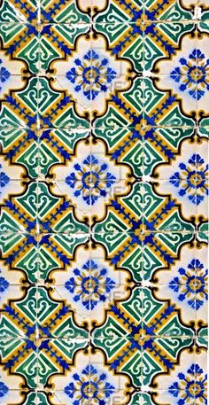 Gorgeous tiles, Portugal