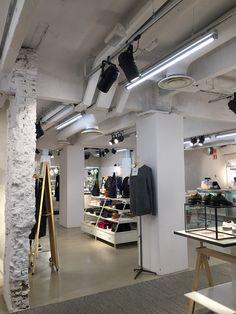 DE TEATRO ART DÉCO A TEMPLO DA MODA AVANT GARDE #design #decor #loja #store