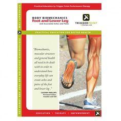 Foot Biomechanics DVD $9.99