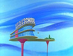 1962 | The Jetsons , little dipper school
