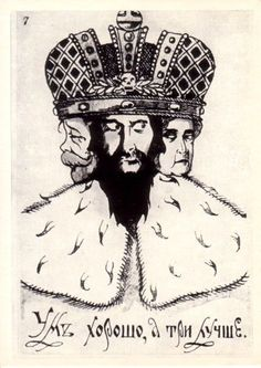 tsarina alexandra and rasputin propaganda - Google Search