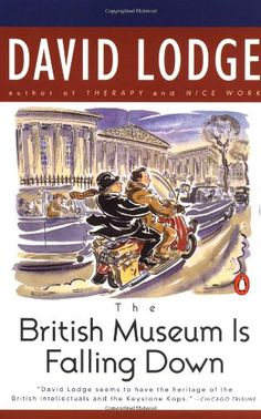 The British Museum Is Falling Down (King Penguin) by David Lodge http://www.amazon.com/dp/0140124195/ref=cm_sw_r_pi_dp_d1rtvb09REQY4