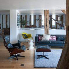 Mid-Century Modern Wohnzimmer Wohnideen Living Ideas Interiors Decoration