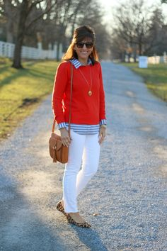 27 Days of Spring Fashion: Spring Sweater - Grace & Beauty