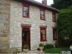 1804 Stone House. Wish I could move it to VA!