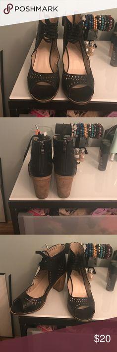 Catherine by Catherine malandrino heels size 8.5 Catherine by Catherine malandrino heels. Size 8.5. Super comfy!!!! Worn 2-3 times.. Catherine Malandrino Shoes Heels