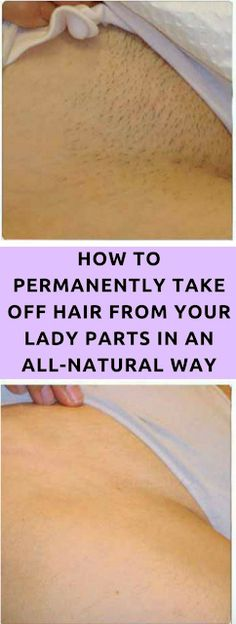 Are you tired of pulling, shaving and waxing your bikini hair that always grow back? You want to know how to remove hair permanently from private parts? Natural Cures, Natural Skin Care, Beauty Care, Beauty Hacks, Diy Beauty, Best Hair Removal Products, Beauty Products, Lady Parts, How To Remove