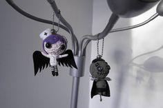 Voodoo Dolls - purple  by OoFnIg, via Flickr